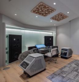 Sterling Sound Mastering, NY