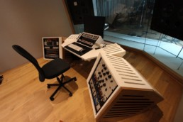 Schalltona Studios, Hamburg, Germany.