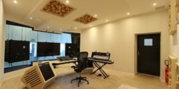 Noisia Studios, Nik Roos room, Groningen, The Netherlands.