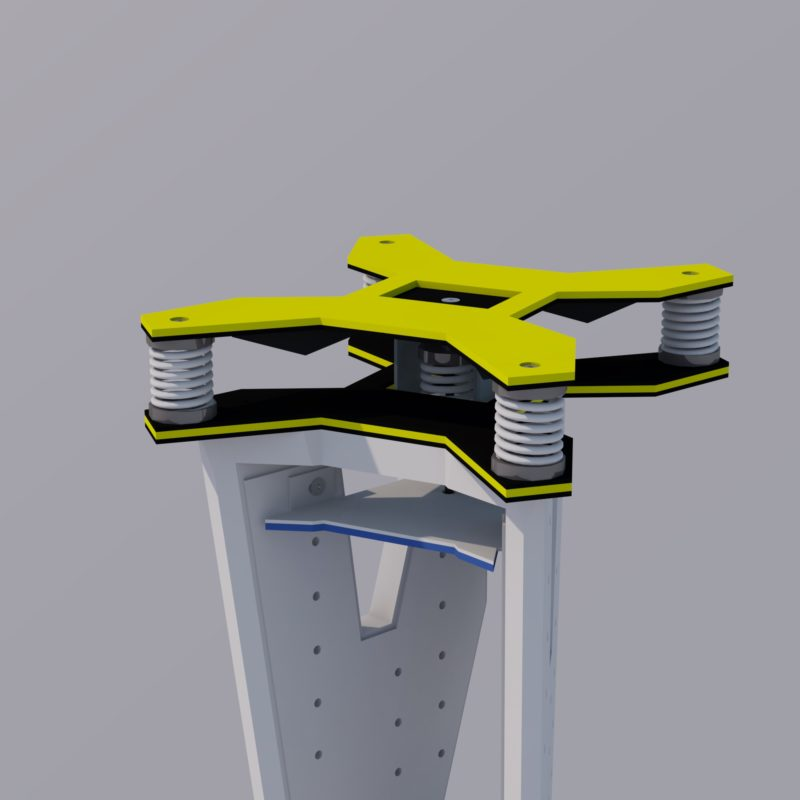 Northward Systems - Speaker Stand type V2.1 65.100.400 - Image2