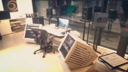 SMAP Pro Audio Show Room, San Marino.