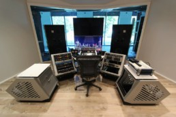 Custom design - Sterling Sound Nashville, TN, U.S.A