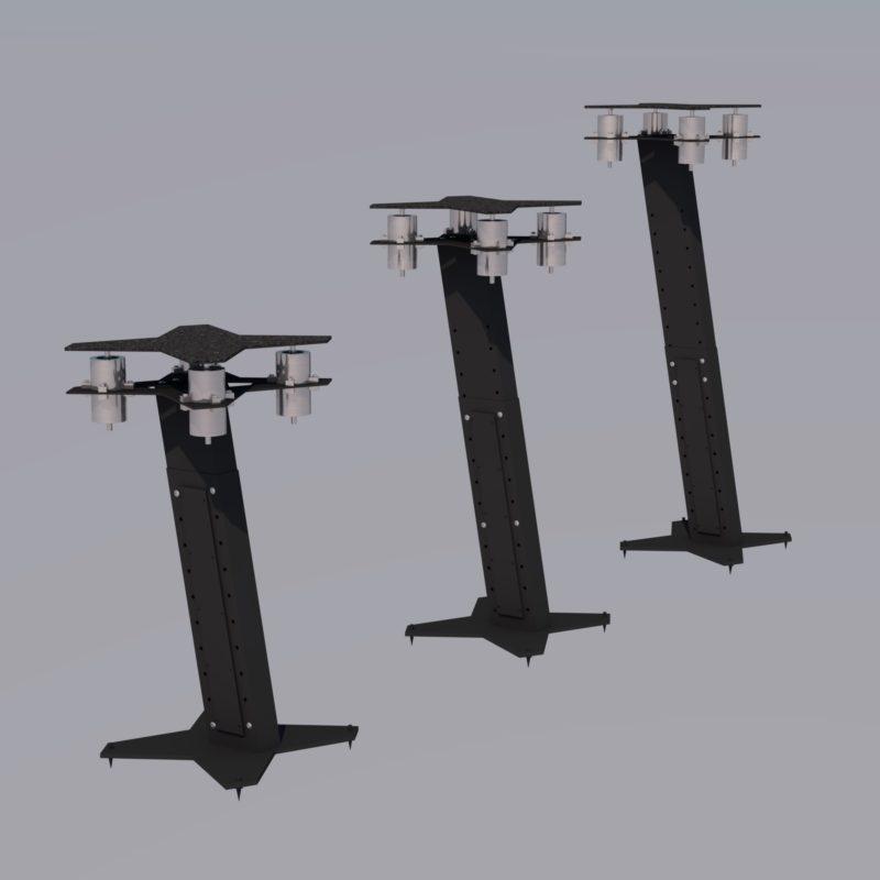 Northward Systems - Speaker Stand type BASE 45 - Image7